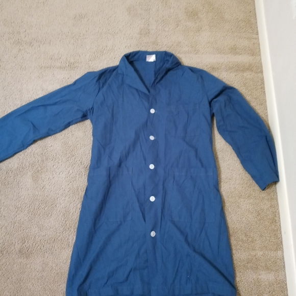 Unique Spectrum Other - Blue lab Overcoat